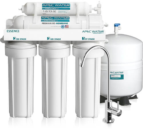 APEC Essence ROES-50 Reverse Osmosis Water Filter System