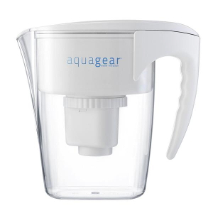 Aquagear Fluoride Filter Pitcher