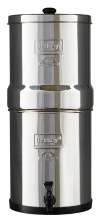 Berkey gravity water filter system review