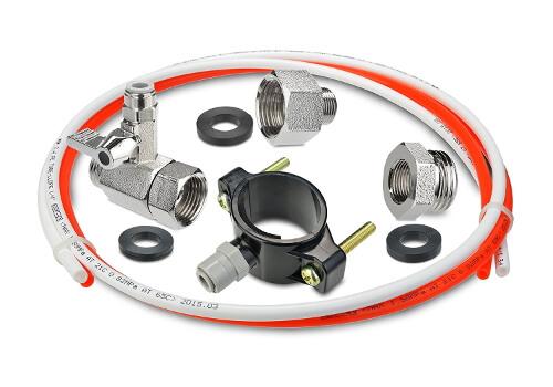 Brondell H2O Circle easy installation