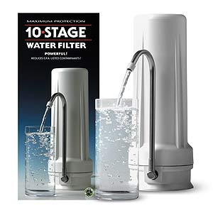 New Wave Enviro 10 Stage Water Filter System