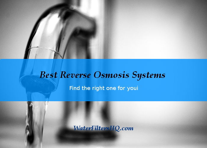 how to make a reverse osmosis water filter