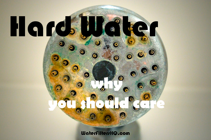what is hard water and why is it a poblem?
