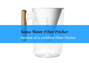 soma water filter pitcher review